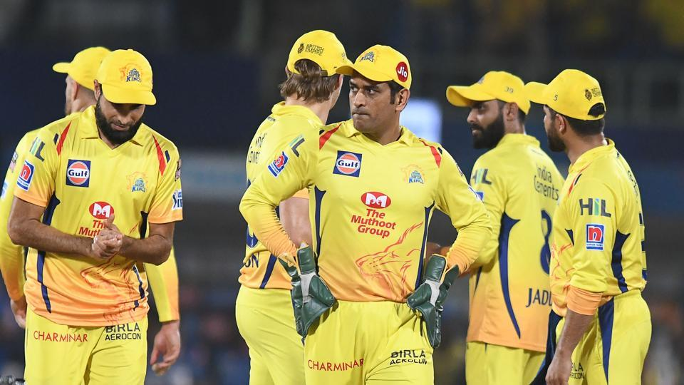 The astute game plan of CSK and the celebration that saw daylight