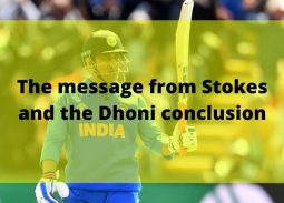 Message from Stokes
