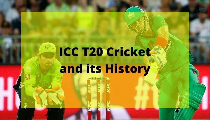 ICC History