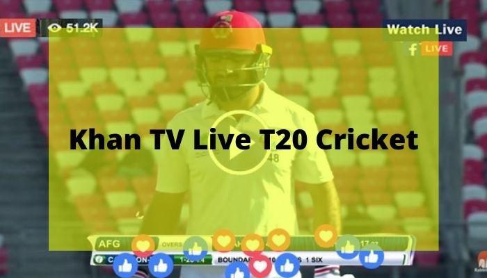 Khan TV Live