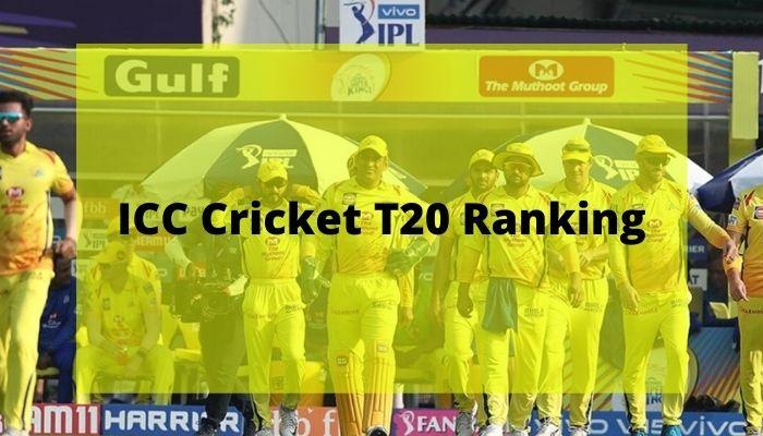 ICC Cricket T20 Ranking